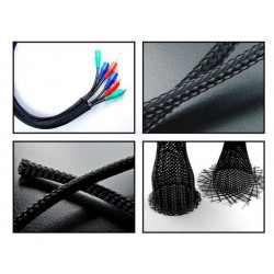 25mm Expandable Braided...