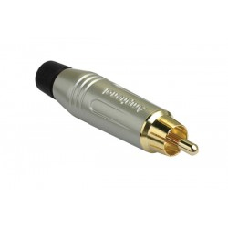 Amphenol Gold RCA Black