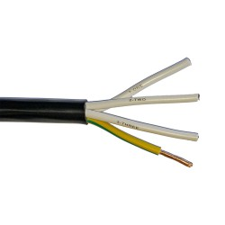 Heavy Duty 4x2.5mm Cable