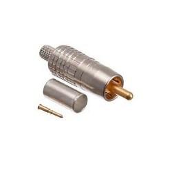 Canare 75Ω RCA Connectors