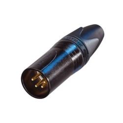 Neutrik 4-Pin Male XLR...
